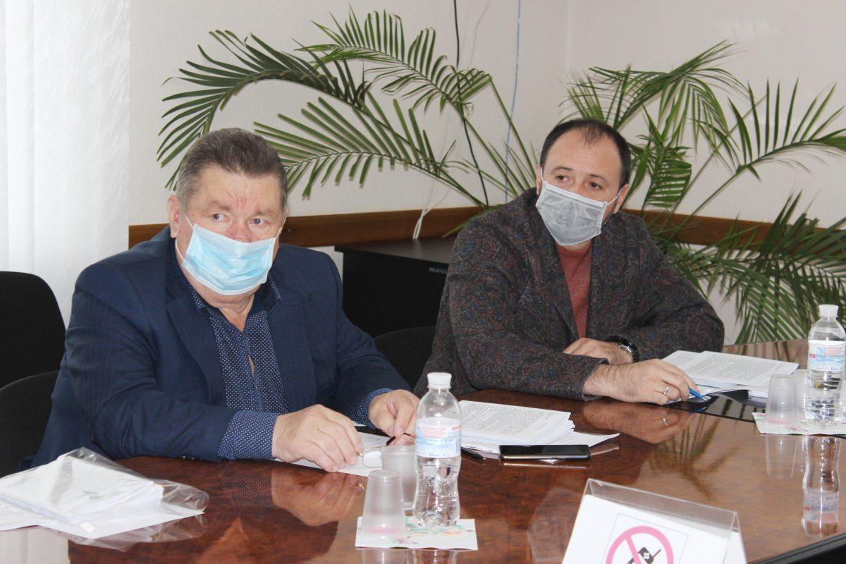 «Екологічна» комісія відпрацювала сесійні питання