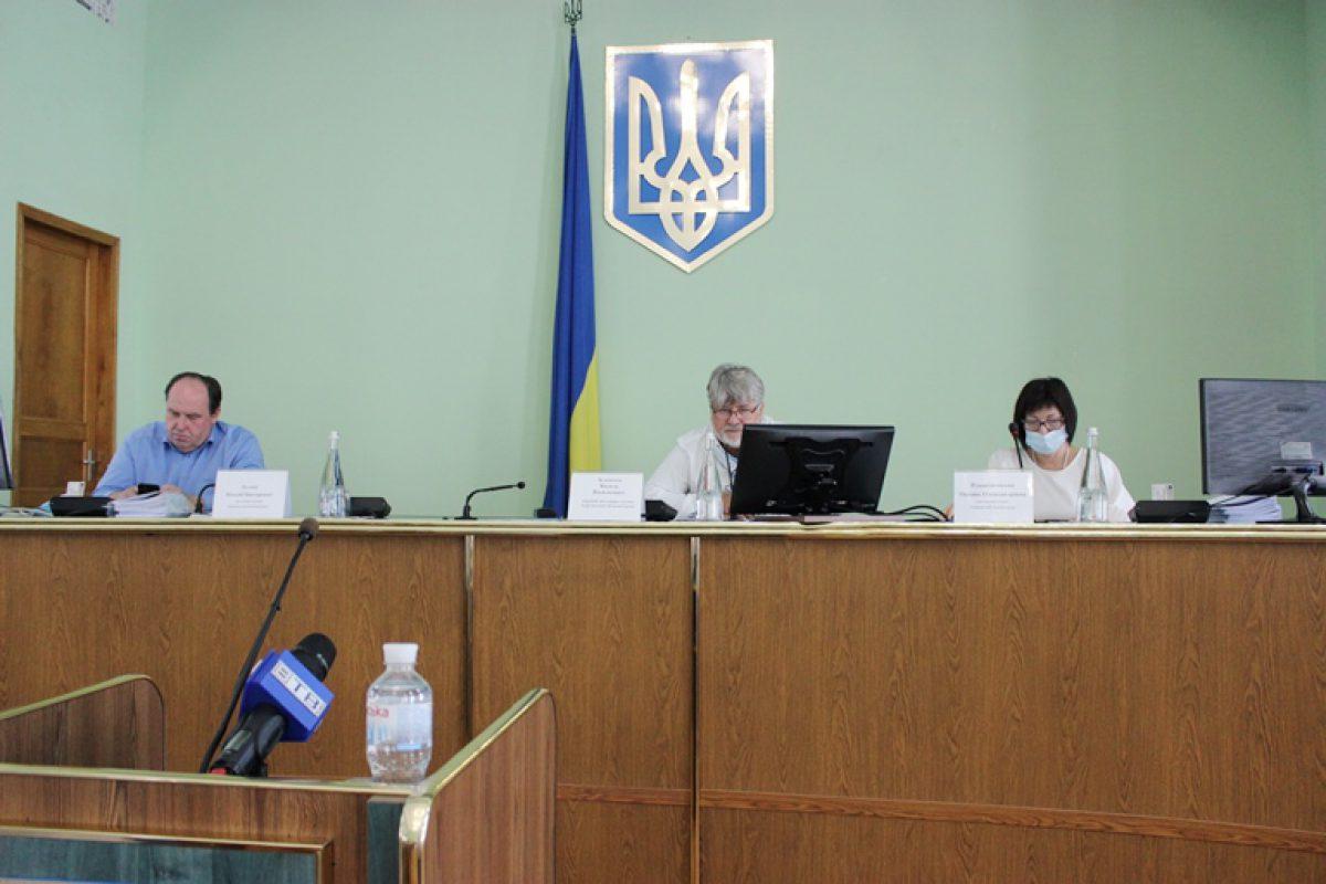 Розпочалась XXXVI сесія Херсонської обласної ради VІІ скликання