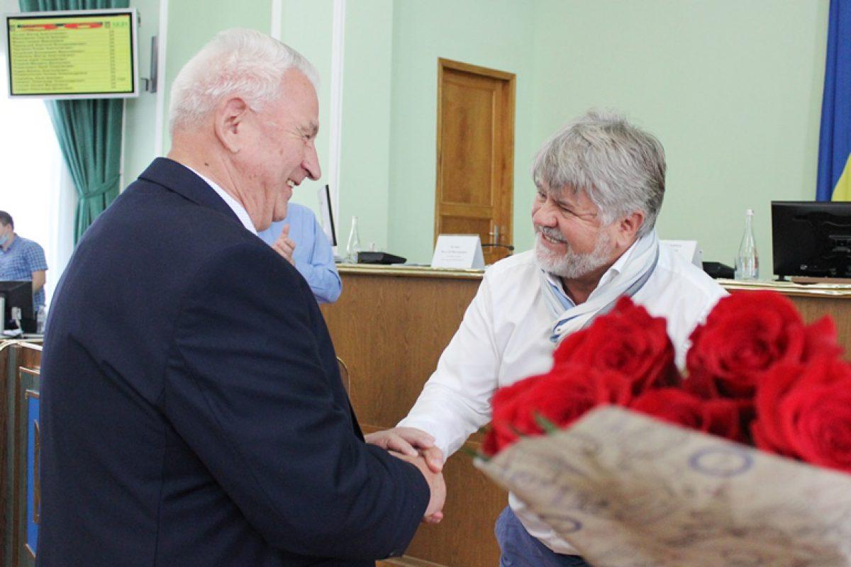Миколу Світличного нагороджено почесною відзнакою «За заслуги перед Херсонщиною»