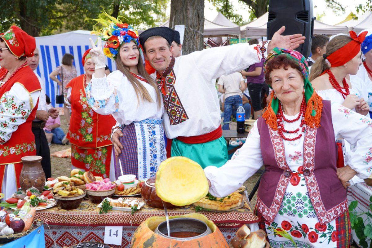 На Херсонщині вперше відсвяткували День борщу